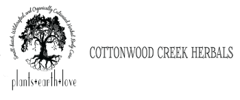 Cottonwood Creek Herbals Logo